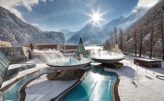 Французские Альпы готовы принимать туристов в полном масштабе