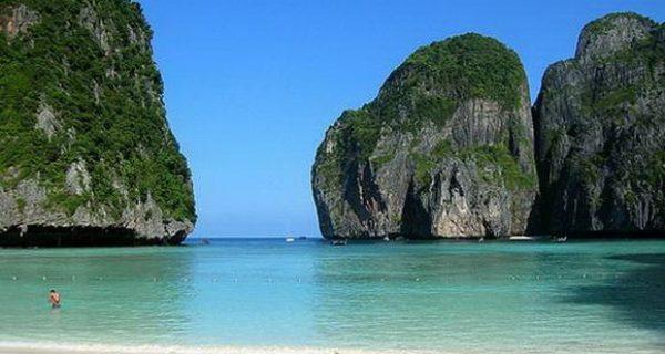 Бухта Майя, Таиланд1