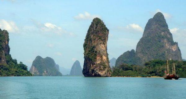 Бухта Панг-Нга, Таиланд