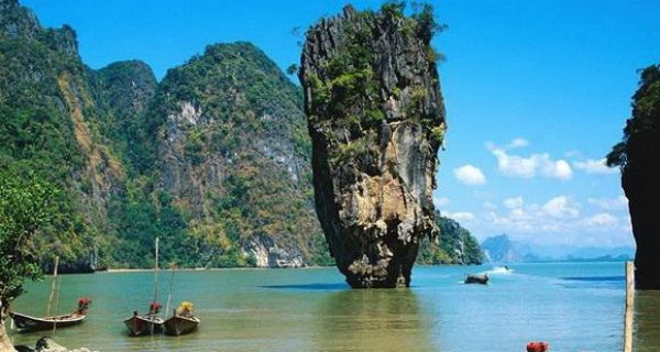Бухта Панг-Нга, Таиланд1